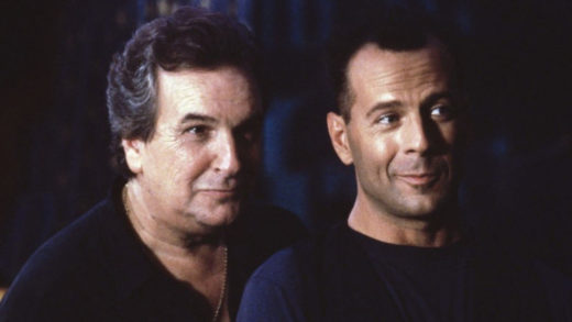 Danny Aiello and Bruce Willis in Hudson Hawk